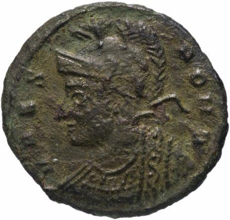 купить Римская Империя , Константин Великий 307-337 гг., нуммий.(волчица)