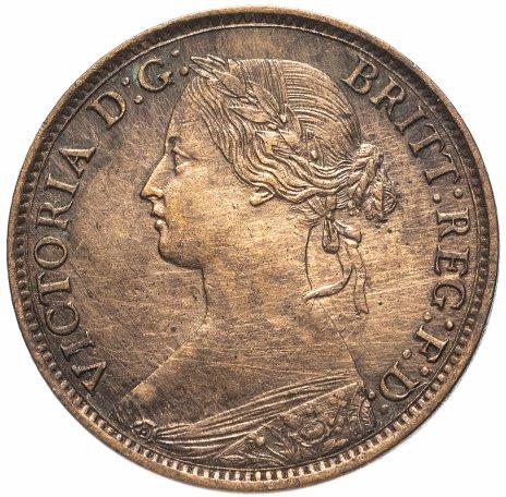 купить Канада, Новая Шотландия 1/2 цента (cent) 1864