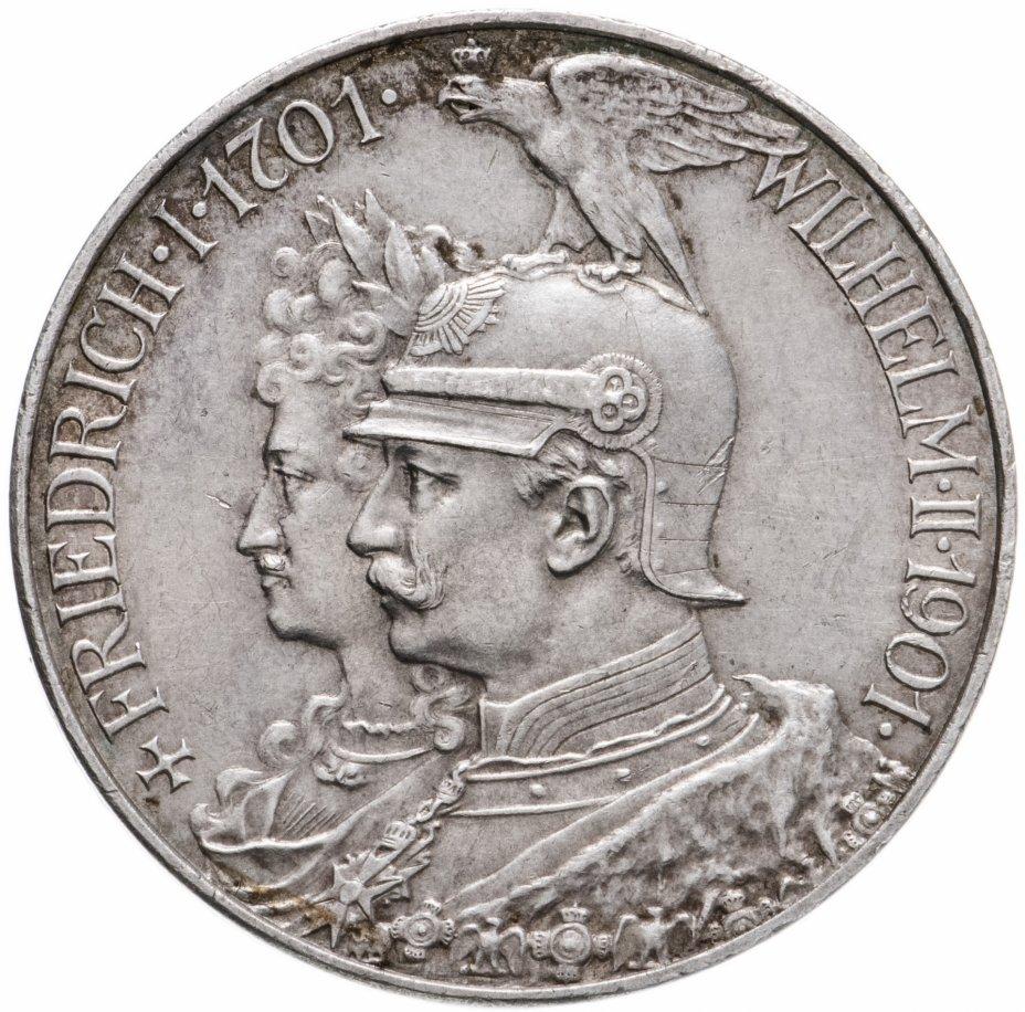 купить Германия (Империя) 5 марок (mark) 1901  200 лет Пруссии
