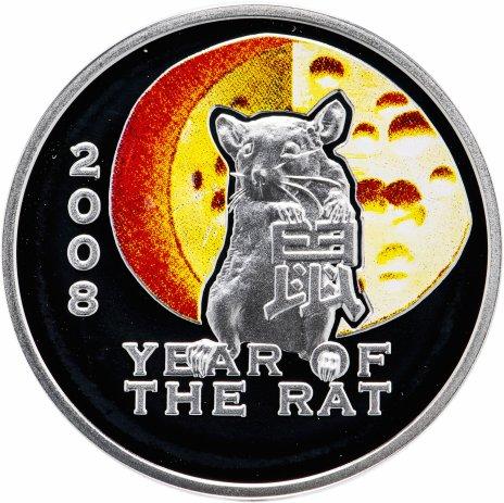 купить Ниуэ 1 доллар 2007 «Сыр и крыса»