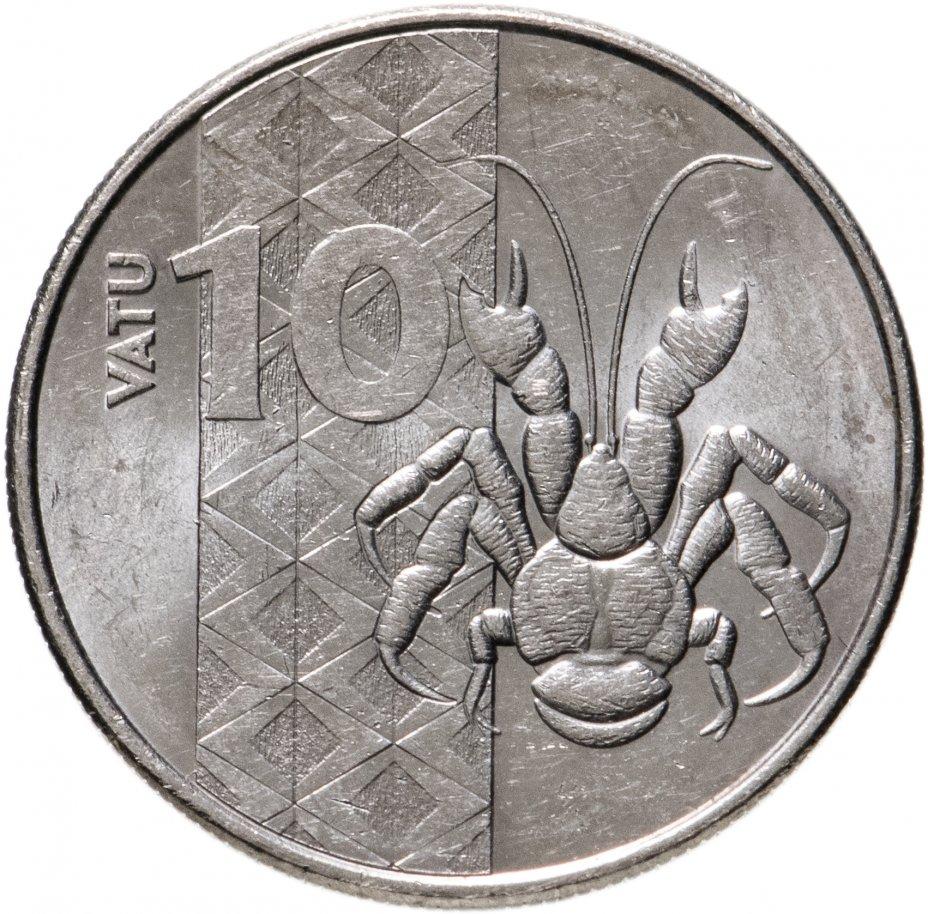 купить Вануату 10 вату (vatu) 2015