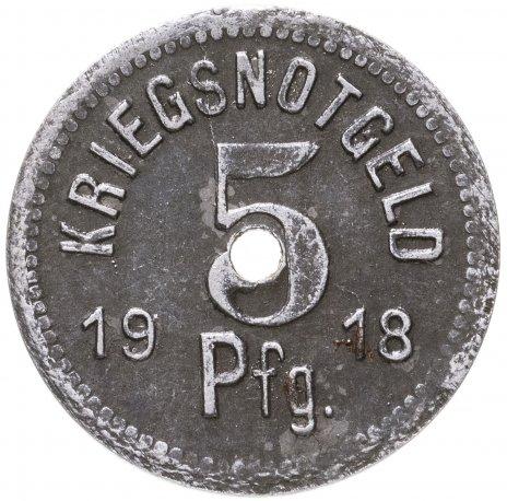 купить Германия (Апольда) нотгельд  10 пфеннигов 1918