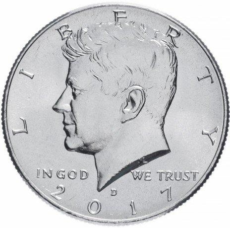 купить США 1/2 доллара (50 центов) Кеннеди 2016-2017