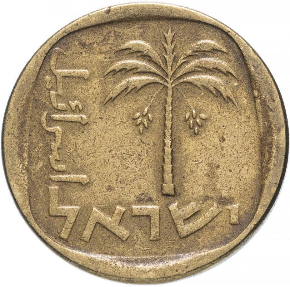 купить Израиль 10 агорот 1960-1977, случайная дата