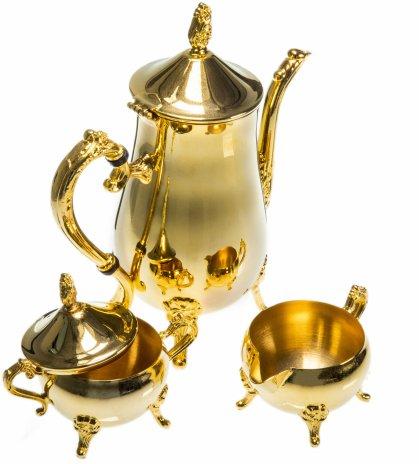 купить Чайный сервиз из 3-х предметов, Бельгия