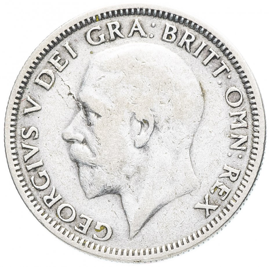 купить Великобритания 1 шиллинг 1934