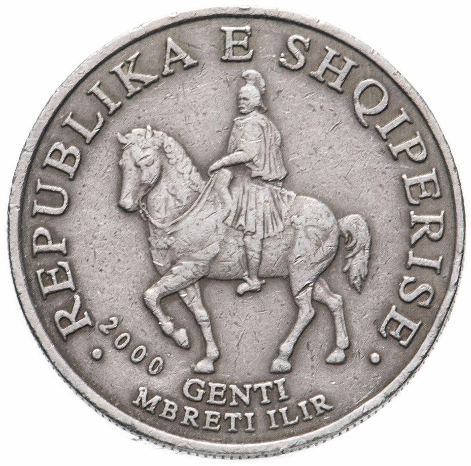 купить Албания 50 леков (leke) 2000