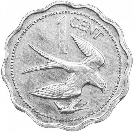 купить Белиз 1 цент 1977