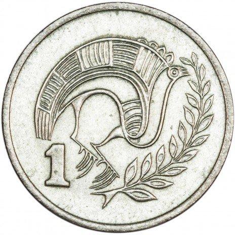 купить Кипр 1 цент 1983