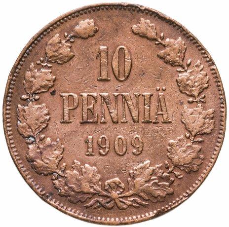 купить 10 пенни (pennia) 1909