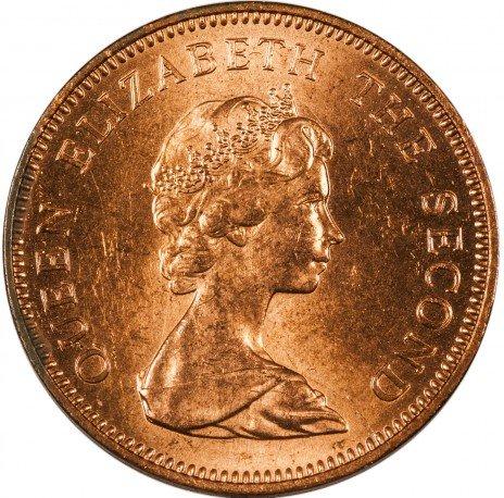 купить Фолклендские острова 1 пенни 1980