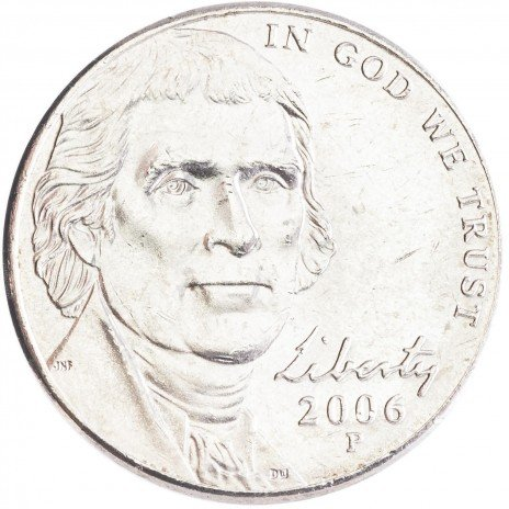 купить США 5 центов 2006
