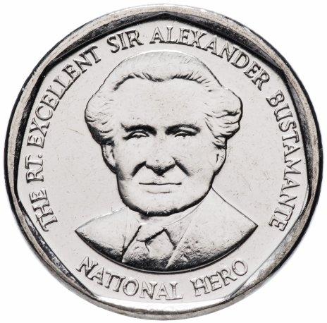 купить Ямайка 1 доллар 2008