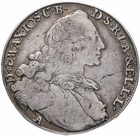 купить Бавария (Германия) 1 талер 1765