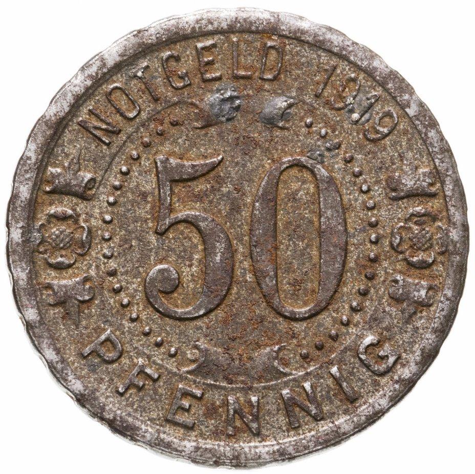 купить Германия (Виттен) нотгельд  50 пфеннигов 1919