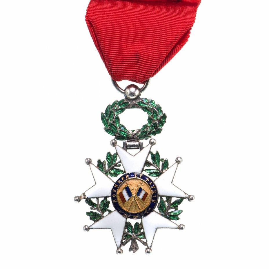 купить Франция Орден Почетного легиона выпуска 1870-1951, в оригинальном футляре