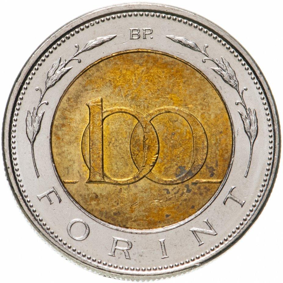купить Венгрия 100 форинтов (forint) 2017