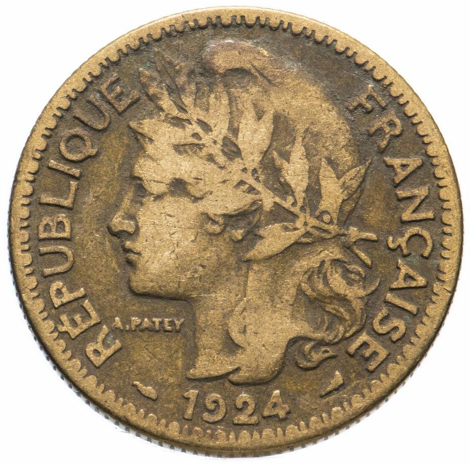 купить Того 2 франка (francs) 1924