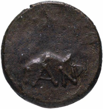 купить Боспор Киммерийский, Пантикапей, 225-200 годы до Р.Х., АЕ