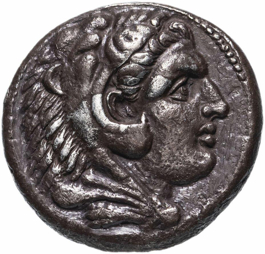 купить Греция, Македонское царство, Александр III Великий, 336-323 годы до Р.Х., тетрадрахма.(Дамаск)