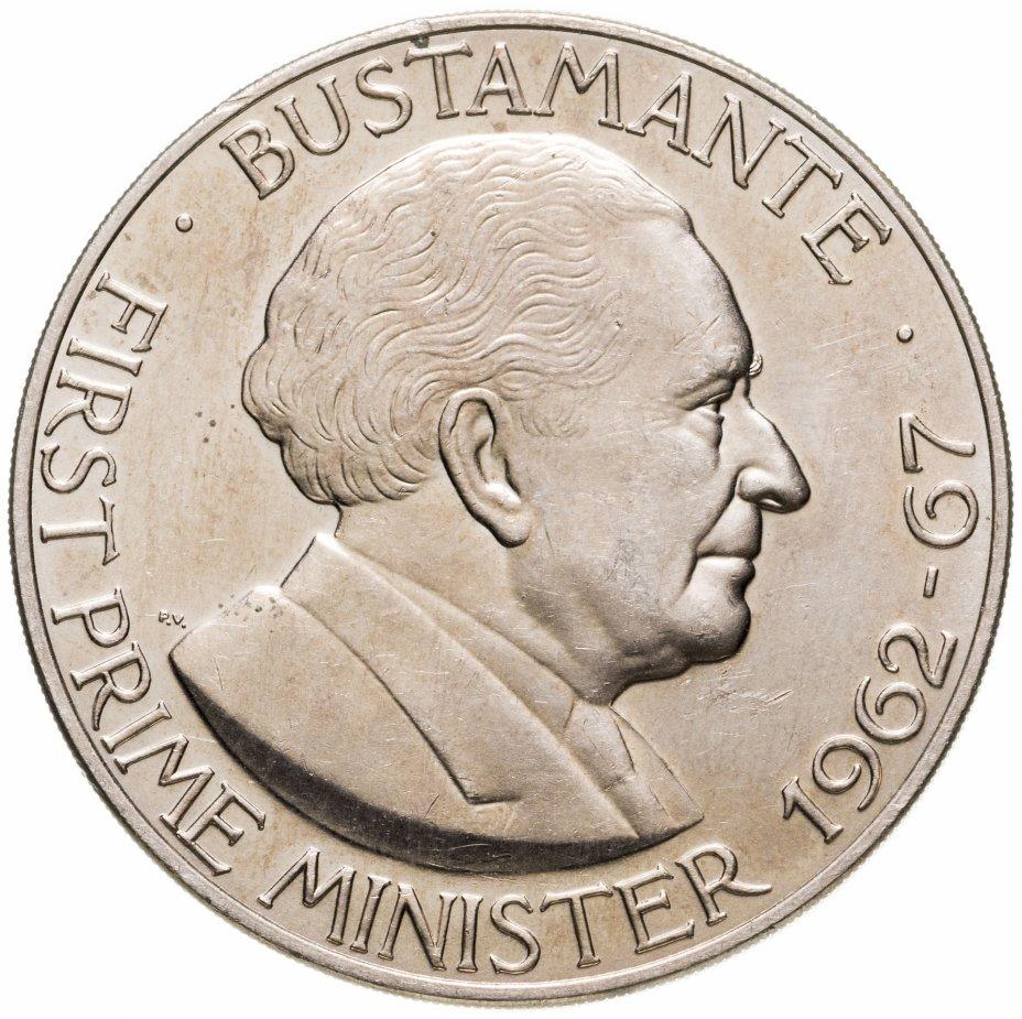 купить Ямайка 1 доллар (dollar) 1971