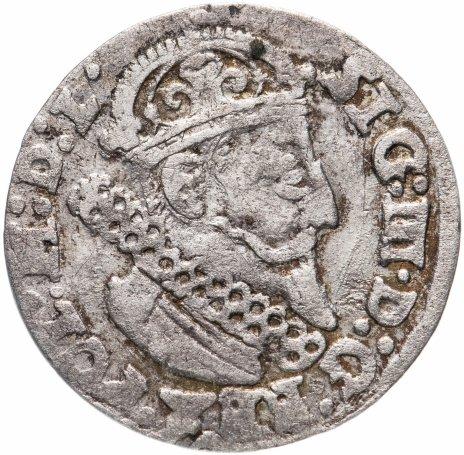 купить Польша (Речь Посполитая) 3 гроша 1524 Сигизмунд III