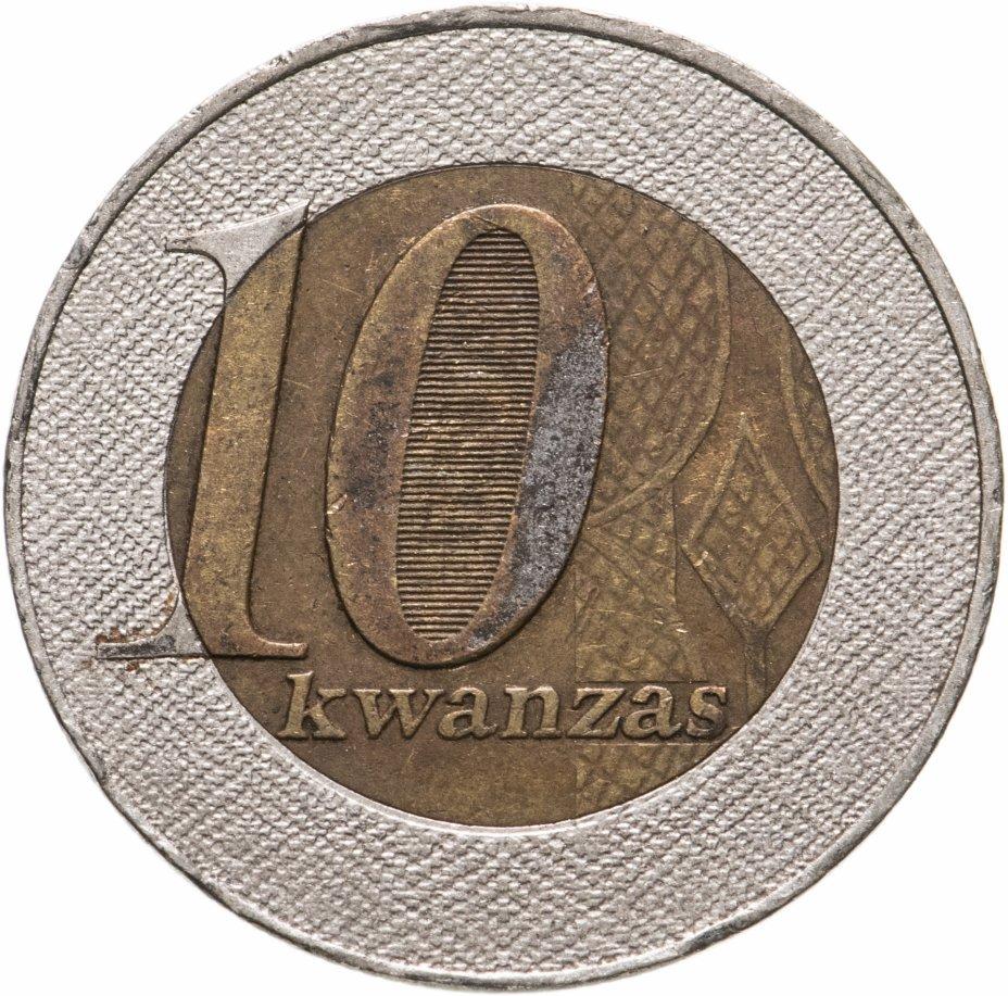 купить Ангола 10 кванз (kwanzas) 2012