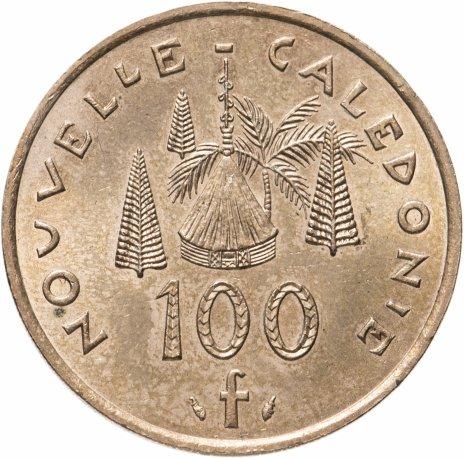 купить Новая Каледония 100 франков (francs) 1976