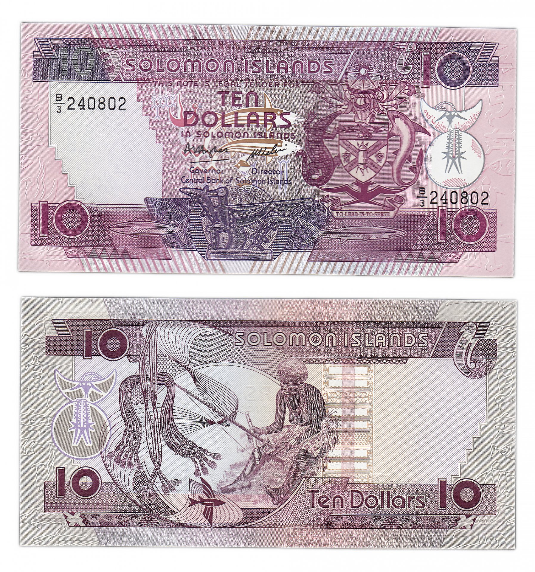 Все банкноты мира в картинках