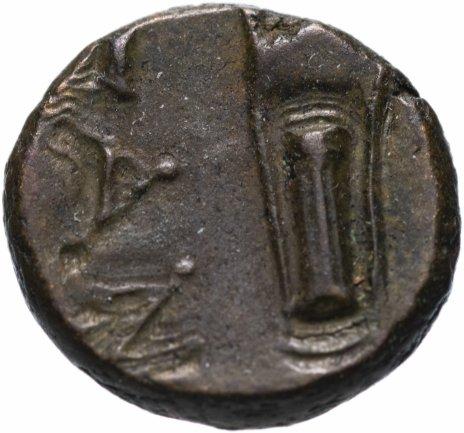 купить Боспорское царство, Пантикапей, 150-125 гг. до н.э., обол.
