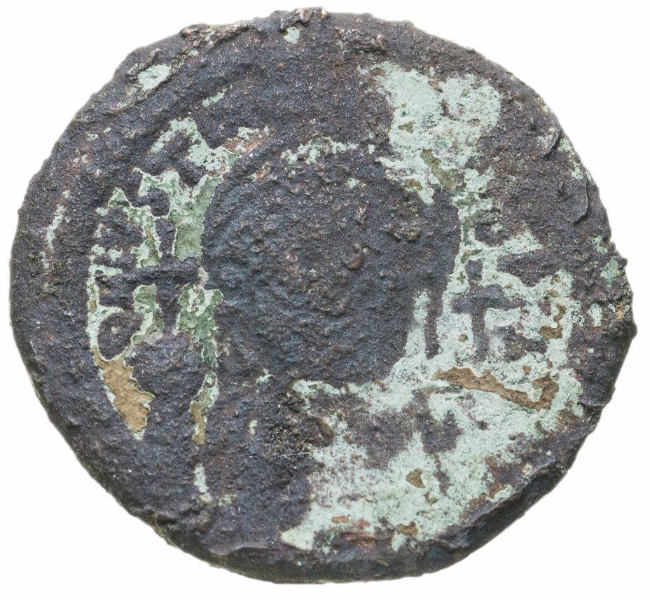купить Византийская империя, Юстиниан I, 527-565 годы, 20 нуммиев (полфоллиса).