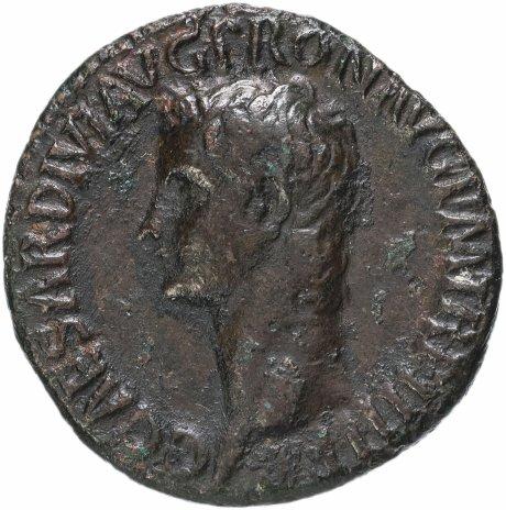 купить Римская империя, Гай (Калигула), 37-41 годы, Асс.