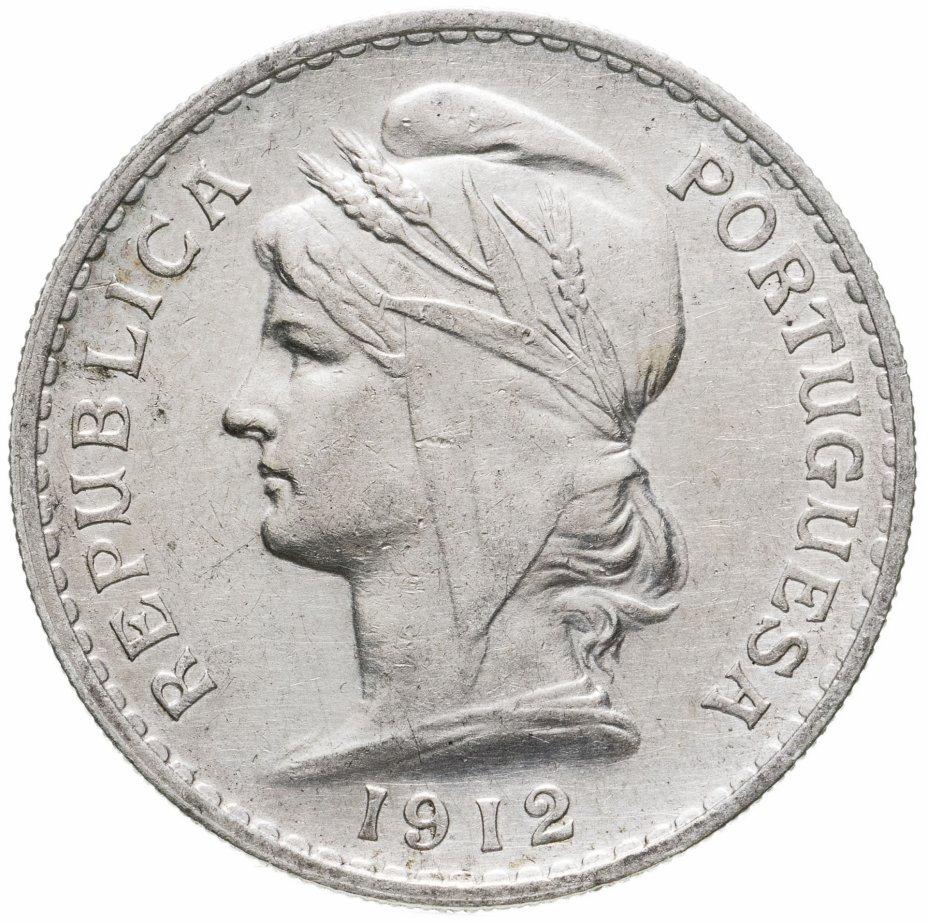 купить Португалия 50 сентаво 1912