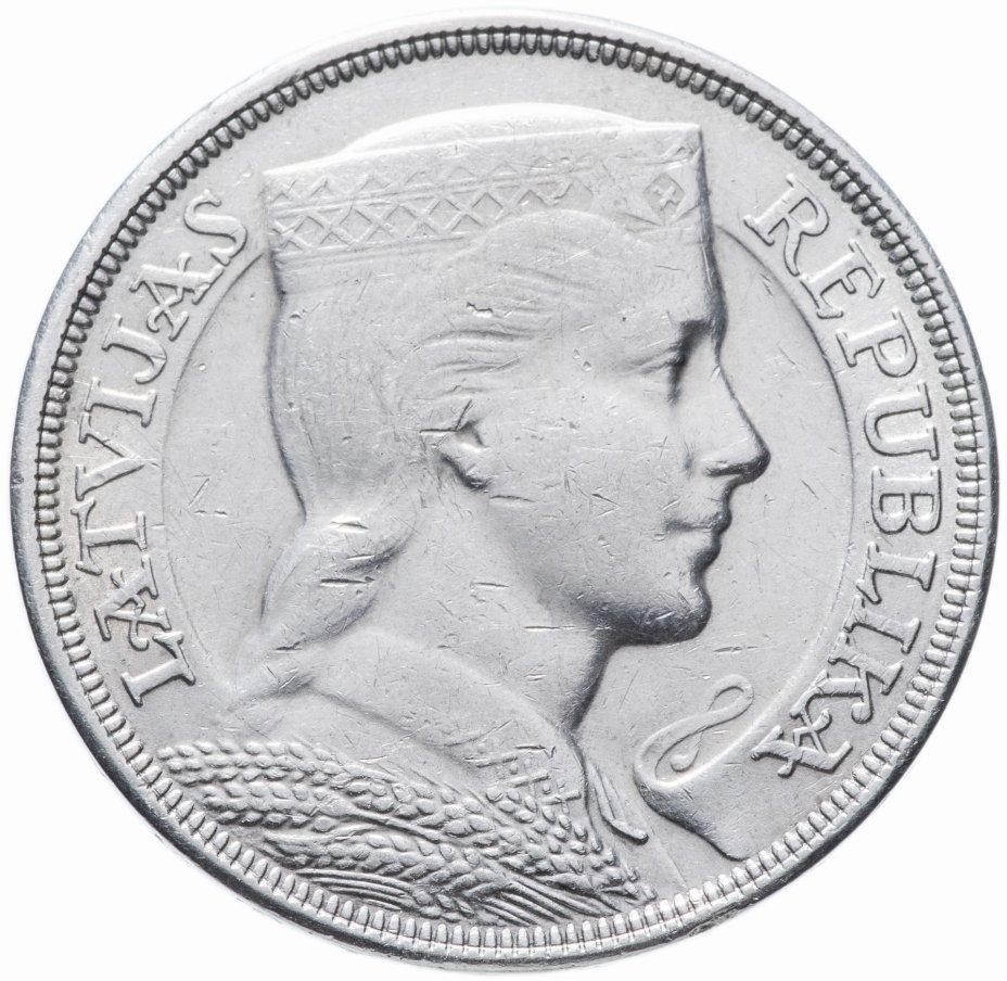 купить Латвия 5 латов (lati) 1929