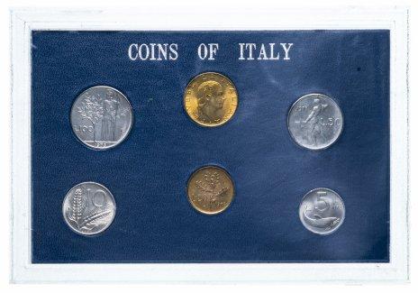 купить Италия годовой набор 1978 года в буклете