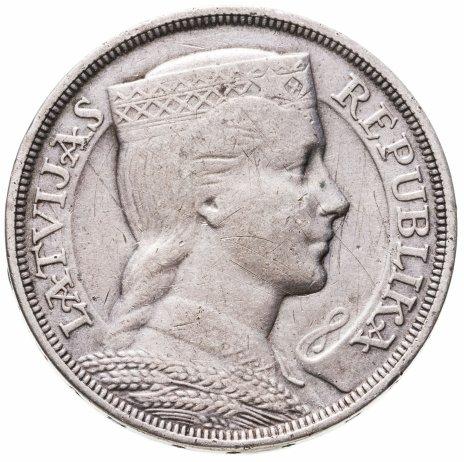 купить Латвия 5 латов (lati) 1932