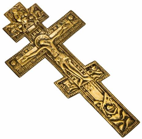 """купить Крест большой киотный """"Распятие Христово"""""""