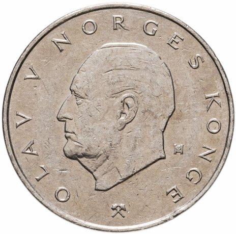 купить Норвегия 5крон (kroner) 1987