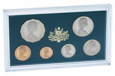 купить Австралия набор монет 1982 (6 монет)
