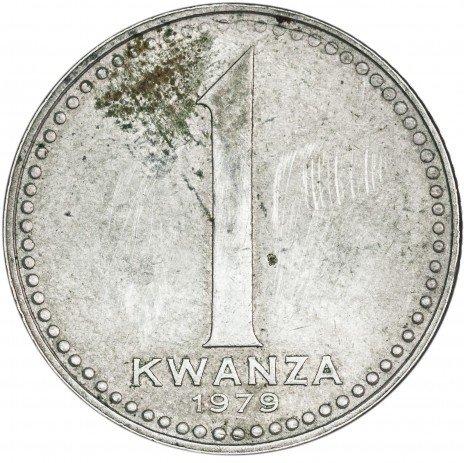 купить Ангола 1 кванза 1979