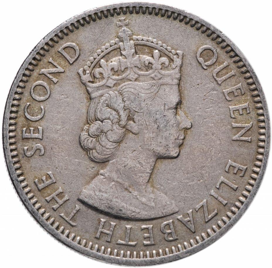 купить Восточные Карибы 25 центов (cents) 1955-1965