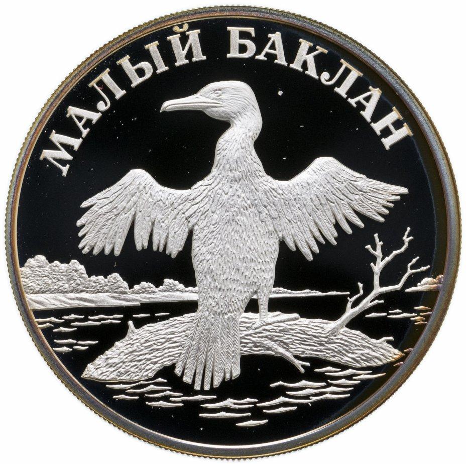 купить 1 рубль 2003 СПМД малый баклан