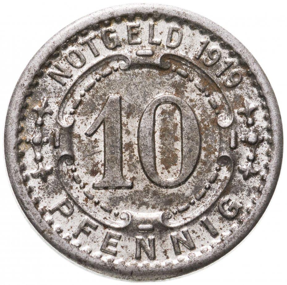 купить Германия (Виттен) нотгельд  10 пфеннигов 1919