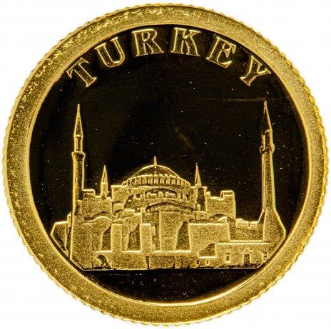 """купить Либерия 12 долларов 2008 """"Европейские страны - Турция"""""""