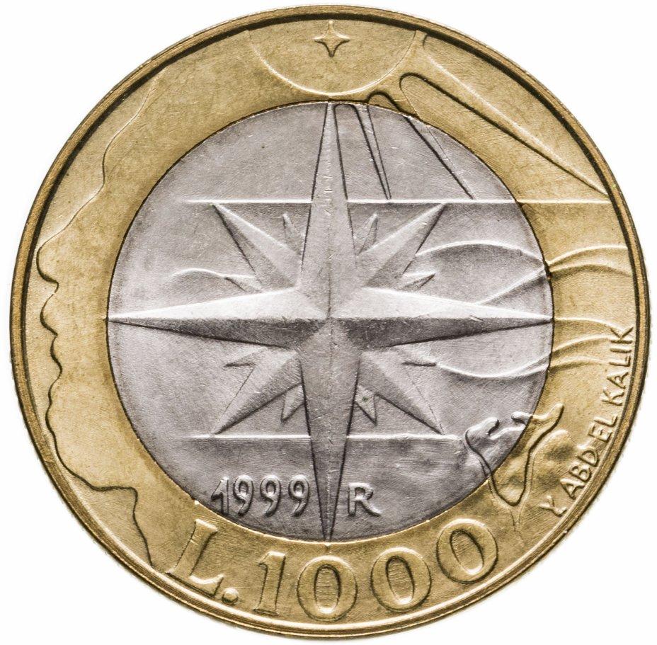 купить Сан-Марино 1000 лир 1999
