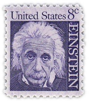 """купить США 8 центов 1966 """"Альберт Эйнштейн"""""""