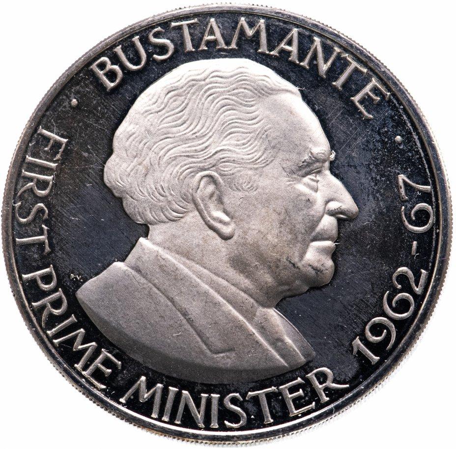 купить Ямайка 1 доллар (dollar) 1973