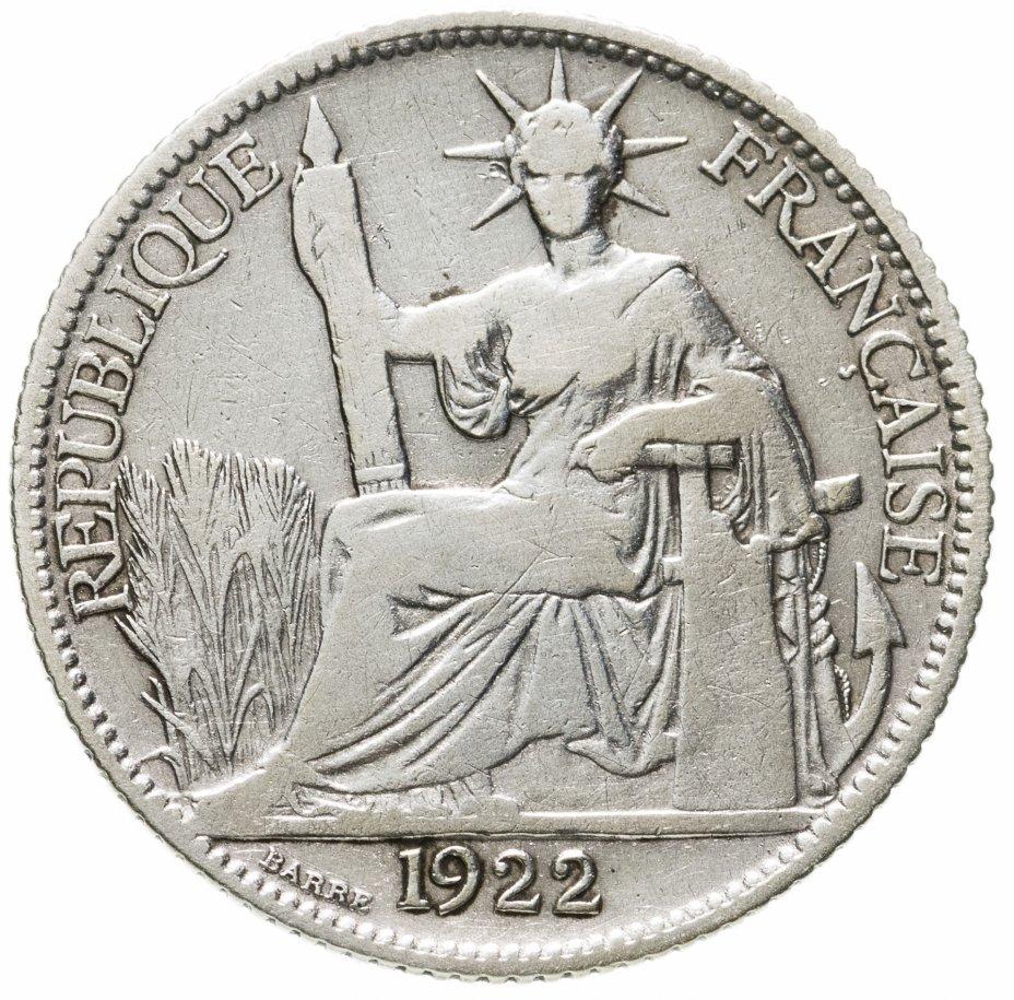 купить Французский Индокитай 20сантимов (centimes) 1922