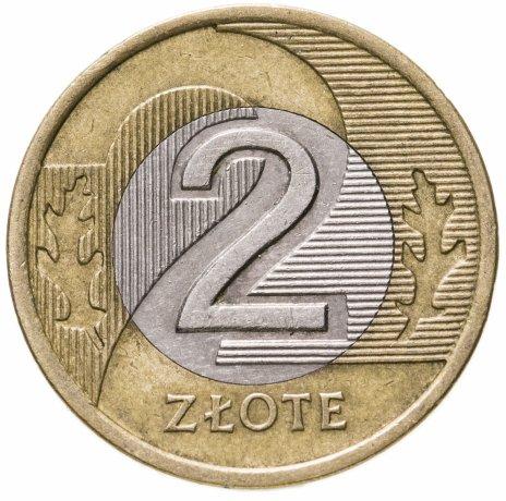 купить Польша 2 злотых (zlote) 1994
