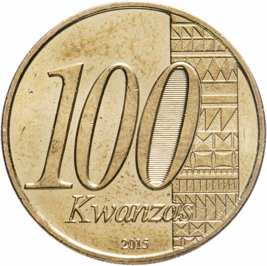 """купить Ангола 100 кванз (kwanzas) 2015 """"40 лет независимости"""""""